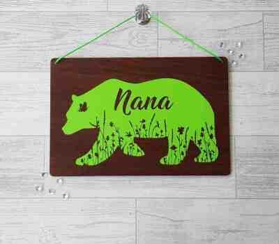nana bear