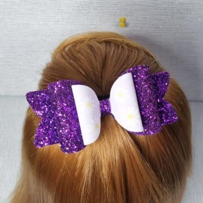"""5"""" Daisy Hair Bow"""