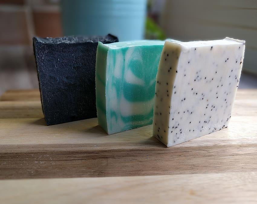 oily skin soap
